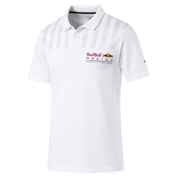 Polo Red Bull Racing pour homme, Puma White, large