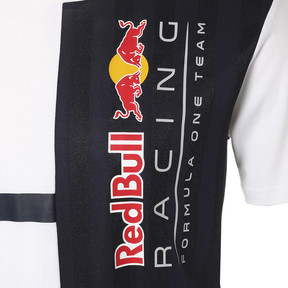 Thumbnail 6 of RED BULL RACING ロゴ Tシャツ +, Puma White, medium-JPN
