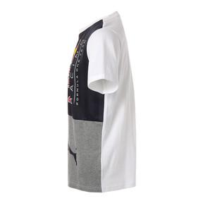 Thumbnail 7 of RED BULL RACING ロゴ Tシャツ +, Puma White, medium-JPN