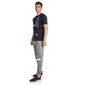 Thumbnail 3 van Red Bull Racing sweatpants voor mannen, Medium Gray Heather, medium