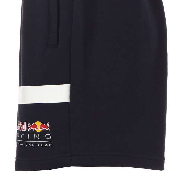 RED BULL RACING ロゴ スウェット ショーツ, NIGHT SKY, large-JPN