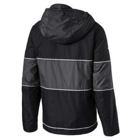 Thumbnail 2 of BMW M Motorsport RCT Herren Gewebte Jacke, Puma Black, medium