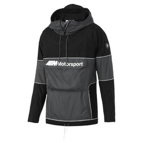 Thumbnail 2 of BMW M Motorsport Men's RCT Jacket, Puma Black, medium