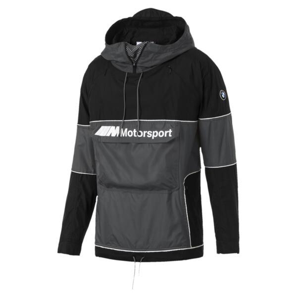 BMW M Motorsport Men's RCT Jacket, Puma Black, large