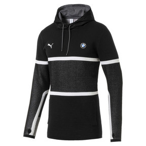 Thumbnail 4 of BMW M Motorsport evoKNIT Herren Unterjacke, Puma Black, medium