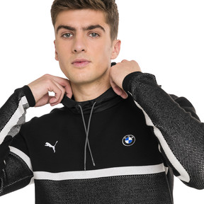 Thumbnail 1 of BMW M Motorsport evoKNIT Herren Unterjacke, Puma Black, medium