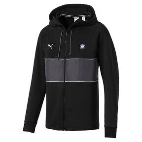 369f56f00 BMW M Motorsport Life Men's Sweat Jacket, Puma Black, medium