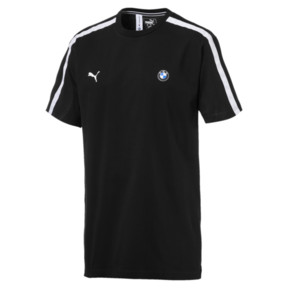 Thumbnail 1 of BMW M Motorsport Life Men's Tee, Puma Black, medium
