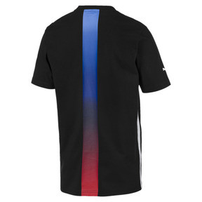Thumbnail 5 of BMW M Motorsport Lifestyle Men's Graphic Tee, Puma Black, medium