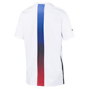 Imagen en miniatura 5 de Camiseta con gráfico de hombre BMW M Motorsport Lifestyle, Puma White, mediana