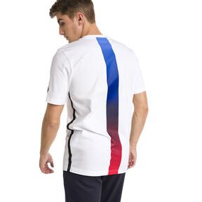 Thumbnail 2 of BMW M Motorsport Lifestyle Men's Graphic Tee, Puma White, medium