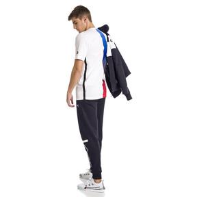 Imagen en miniatura 3 de Camiseta con gráfico de hombre BMW M Motorsport Lifestyle, Puma White, mediana