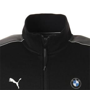 Thumbnail 6 of BMW MMS T7 トラック ジャケット, Puma Black, medium-JPN