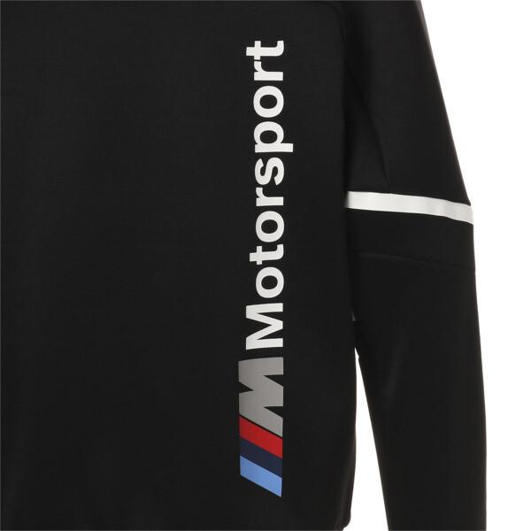 BMW MMS T7 トラック ジャケット, Puma Black, large-JPN