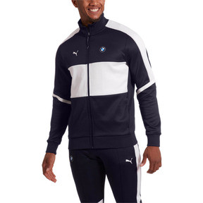 Thumbnail 1 of BMW MMS Men's T7 Track Jacket, Team Blue, medium