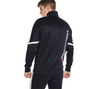 Thumbnail 2 of BMW M Motorsport T7 Men's Track Jacket, Team Blue, medium