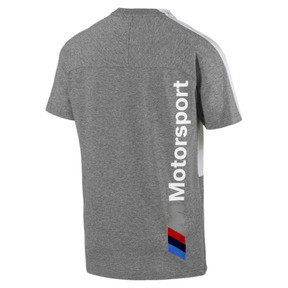 Thumbnail 3 of BMW M Motorsport Men's T7 Tee, Medium Gray Heather, medium