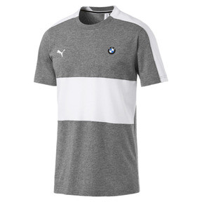 Thumbnail 1 of BMW M Motorsport Men's T7 Tee, Medium Gray Heather, medium