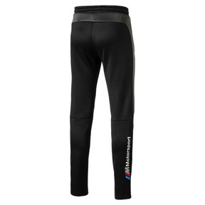 Thumbnail 5 of BMW Motorsport T7 Men's Track Pants, Puma Black, medium