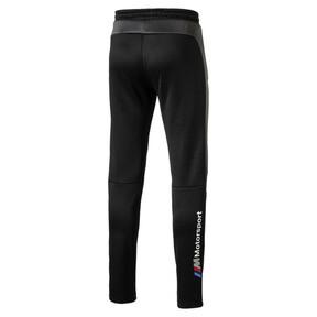 Thumbnail 3 of BMW M Motorsport Men's T7 Track Pants, Puma Black, medium