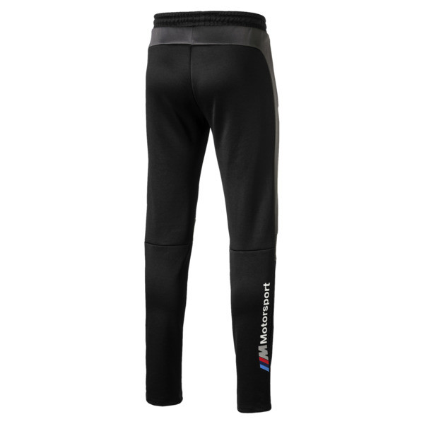 BMW M Motorsport Men's T7 Track Pants, Puma Black, large