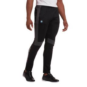 Thumbnail 1 of BMW M Motorsport Men's T7 Track Pants, Puma Black, medium