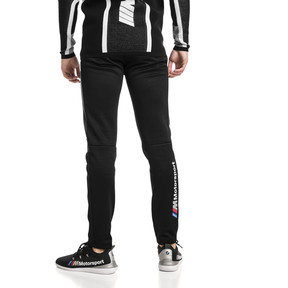 Thumbnail 2 of BMW Motorsport T7 Men's Track Pants, Puma Black, medium