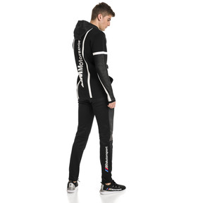 Thumbnail 3 of BMW Motorsport T7 Men's Track Pants, Puma Black, medium