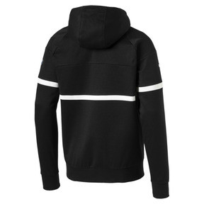 Thumbnail 5 of BMW MMS Men's Hooded Sweat Jacket, Puma Black, medium