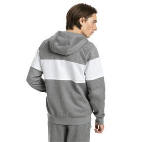 Thumbnail 3 of BMW MMS Men's Hooded Sweat Jacket, Medium Gray Heather, medium