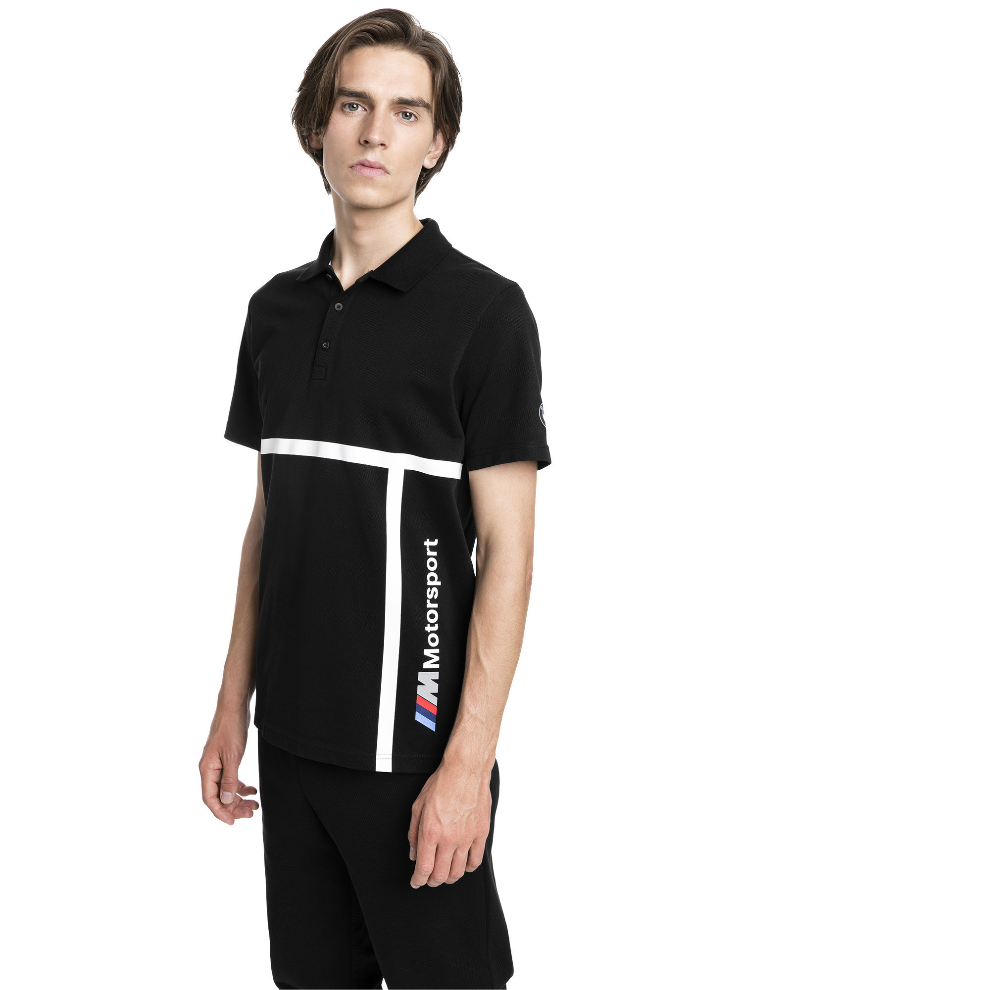 7aa45f18 BMW Motorsport Men's Polo Shirt | 10 - Black | Puma