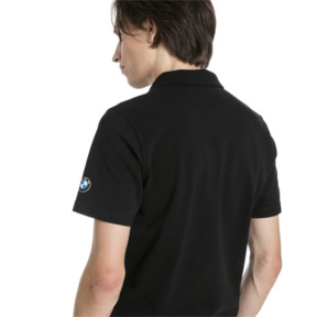Thumbnail 2 of BMW Motorsport Men's Polo Shirt, Puma Black, medium