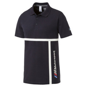 Thumbnail 5 of BMW Motorsport Men's Polo Shirt, Team Blue, medium