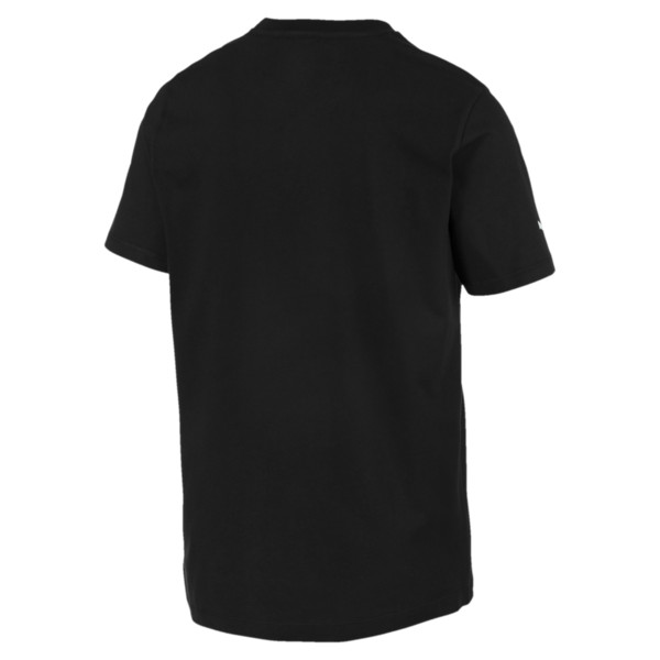 Camiseta de manga corta de hombre BMW Motorsport, Puma Black, grande