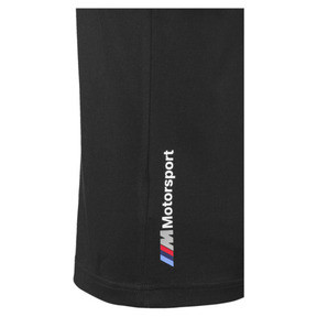 Thumbnail 5 of BMW M Motorsport Men's Logo Tee +, Puma Black, medium
