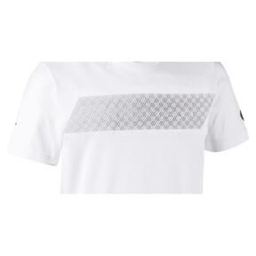 Imagen en miniatura 3 de Camiseta con logo de hombre BMW M Motorsport, Puma White, mediana