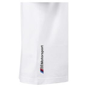 Thumbnail 5 of BMW M Motorsport Men's Logo Tee +, Puma White, medium