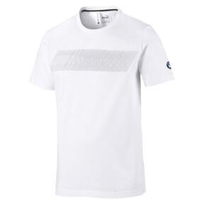 Imagen en miniatura 1 de Camiseta con logo de hombre BMW M Motorsport, Puma White, mediana