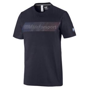 Camiseta con logo BMW M Motorsport para hombre +