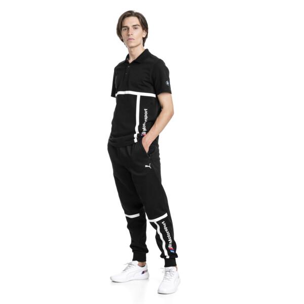BMW MMS Men's Sweatpants, Puma Black, large