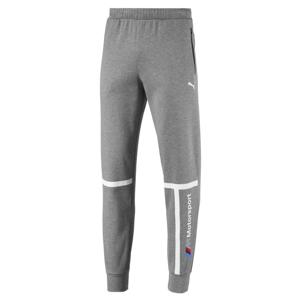 Image Puma BMW Motorsport Knitted Men's Sweatpants #1