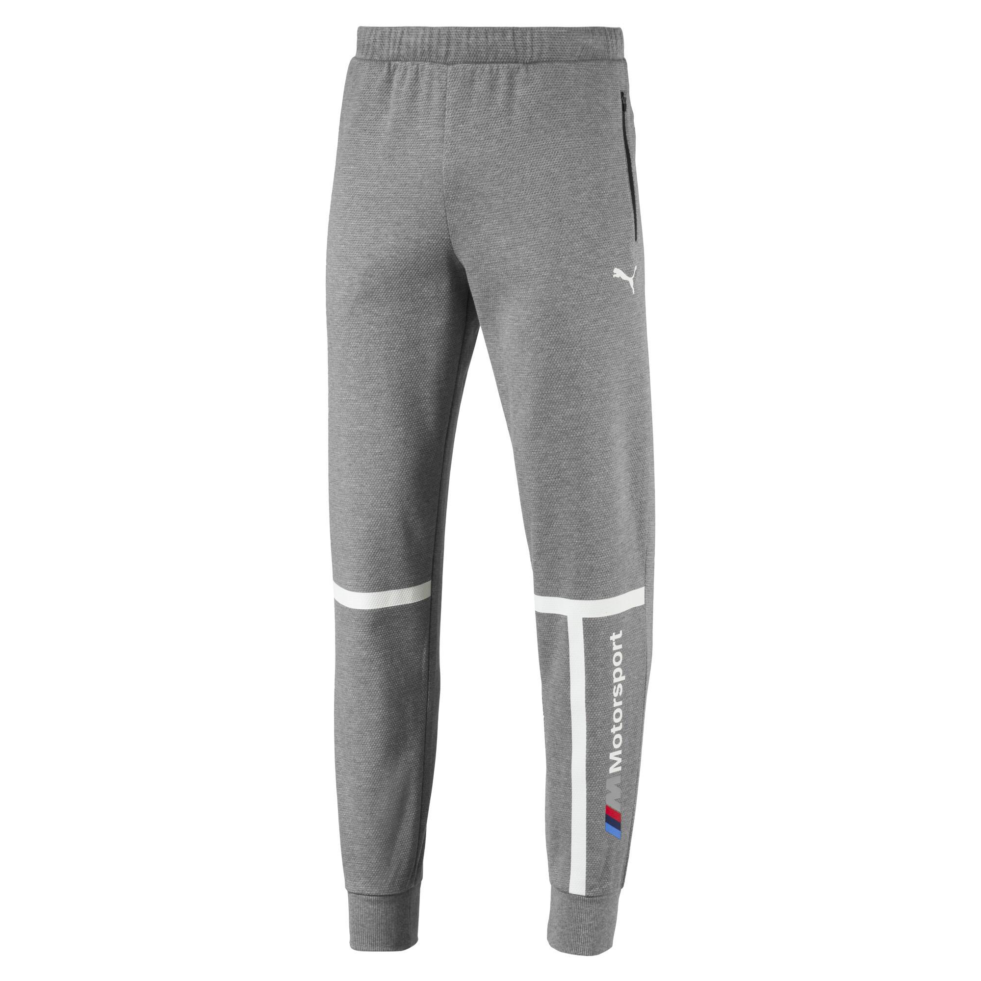 Image Puma BMW Motorsport Knitted Men's Sweatpants #4