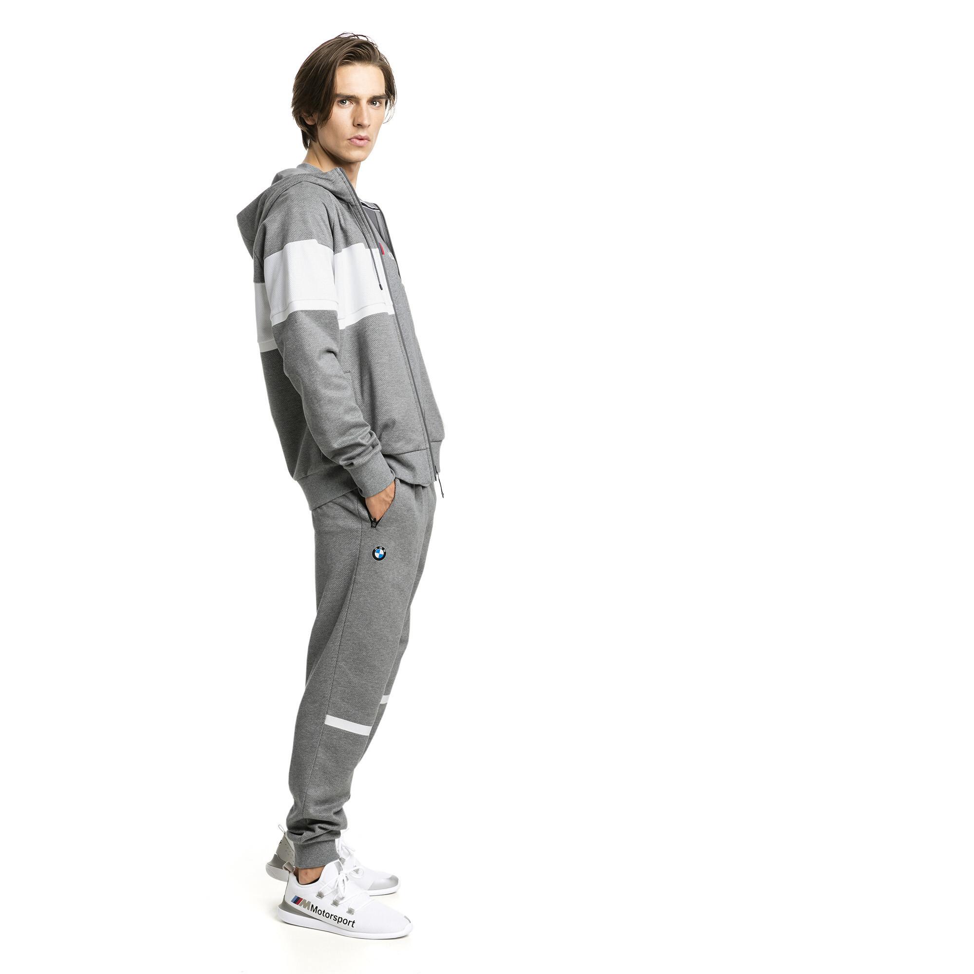 Image Puma BMW Motorsport Knitted Men's Sweatpants #3