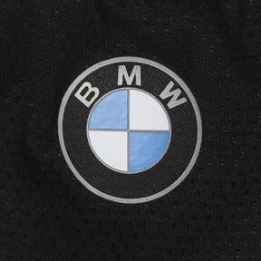 Thumbnail 10 of BMW MMS スウェット ショーツ, Puma Black, medium-JPN
