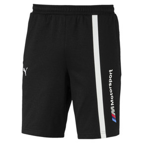 Thumbnail 4 of BMW Motorsport Men's Sweat Shorts, Puma Black, medium