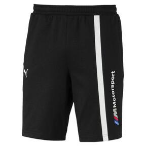 Thumbnail 4 of BMW MMS Men's Sweat Shorts, Puma Black, medium