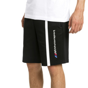 Thumbnail 1 of BMW Motorsport Men's Sweat Shorts, Puma Black, medium