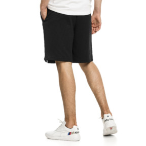 Thumbnail 2 of BMW Motorsport Men's Sweat Shorts, Puma Black, medium