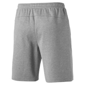 Thumbnail 5 of BMW Motorsport Men's Sweat Shorts, Medium Gray Heather, medium