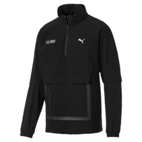 Thumbnail 1 of Mercedes AMG RCT Men's Jacket, Puma Black, medium
